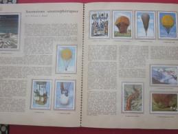 Album D´images à Coller . Chocolat Nestlé Et Kohler .Les Merveilles Du Monde ( 1957/1958 ) L´album Est Complet (collées) - Ohne Zuordnung