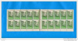 """VIGNETTES """"Fontaine De Vaucluse""""1850-1930-Carnet Complet 20 Vignettes   Bel état - Commemorative Labels"""