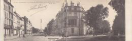 Bordeaux 33 - Vue Panoramique 2 Volets Cours Du XXX Juillet Et Jardin Public - 1905 - Bordeaux