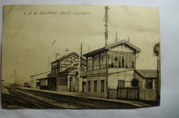 D 59 - Provin - Nord - La Gare - France