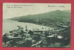 Russian /Russie - Crimée - Yalta Du Côté Nord-est ( Voir Verso ) - Russie