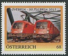 ÖSTERREICH / PM Nr. 8113958 / ÖVEBRIA - 50. TULBRIA 2015 / Postfrisch / ** - Personalisierte Briefmarken