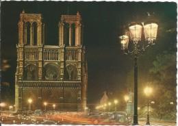 PV182 - POSTAL - PARIS ET SES MARVEILLES - LA LA CATHEDRALE NOTRE-DAME - Notre Dame De Paris