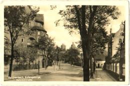 Reichenbach, Eulengebirge - Bahnhofstrasse - Allemagne