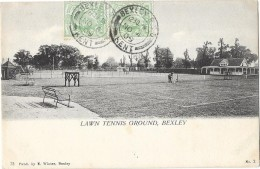 BEXLEY (Angleterre) Lawn Tennis Ground - Ohne Zuordnung