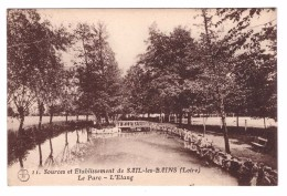 42 Sail Les Bains Sources Et Etablissement Le Parc L' Etang - Autres Communes