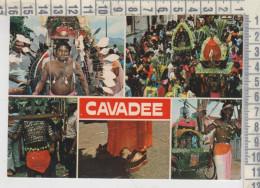 Mauritius  Ile Maurice Cavadee Ceremonie Tamoul - Mauritius