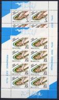 USSR Russia 1988 Olympic Games Seoul, Football Soccer, Etc. Set Of 5 Sheetlets MNH -scarce- - Summer 1988: Seoul