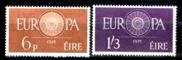 Irlanda 008 - 1960 - UN N. 146/147 (++) MNH, Privi Di Difetti Occulti.- - 1949-... Repubblica D'Irlanda