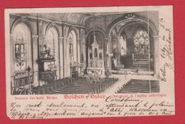 Boulay --  Intérieur De L Eglise Catholique - Boulay Moselle