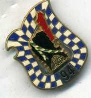 Insigne Du 94 é Regiment D Infanterie___delsart - Army