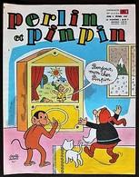 MAGAZINE - PERLIN Et PINPIN - 1967 - 12ème Année - N° 5 - Magazines Et Périodiques