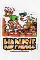 K - AUTOCOLLANT BANDE DESSINEE - KID PADDLE - Altre Collezioni