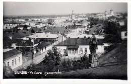 GIURGIU (Rumänien) - Vedere Generale, Fotokarte 1941 - Rumänien