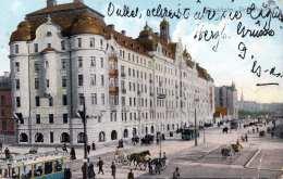 STOCKHOLM - Strandvägen, Gel.1910?, 2 Marken - Schweden