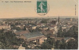 47 - AGEN - Vue Panoramique, Côté Ouest - Agen