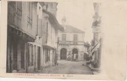 47 - CASSENEUIL - Place Du Marché - France