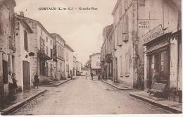 47 - GONTAUD - Grande Rue - France