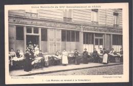 PARIS  14 E - Série De 5 Cartes Union Maternelle Du XIV E Arrondissement - Arrondissement: 14