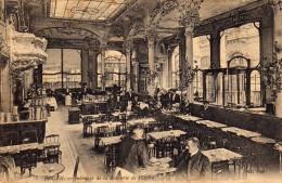 Bar - Restaurant - Brasserie - Rouen  - Intérieur De La Brasserie De L'opéra  - ND Phot. - Militaria