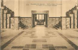 BRUXELLES - 2e District - Hall Et Salon D'honneur Du Stade Du Centenaire (Heysel) - Bauwerke, Gebäude