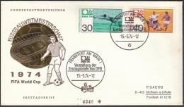 Germany Bonn 1974 / Soccer Football / World Championship Germany 1974 - Coppa Del Mondo