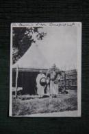 ETHIOPIE - Une Guerrier Et Son Lansquenet. - Ethiopia