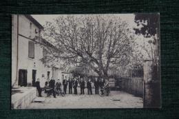 BEZIERS - Pensionnat De L´Immaculée Conception, 5 Place ST APHRODISE,Parloir, Maison De Campagne - Beziers