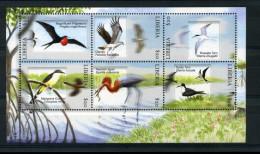 LIBERIA SHEET OISEAUX BIRDS AVES PAJAROS - Birds