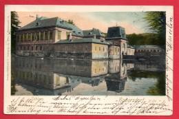 Hadersdorf. Schloss Laudon. 1902 - Autres
