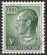 Luxembourg SG763a 1974 Definitive 3f Granite Paper Good/fine Used - Luxemburgo