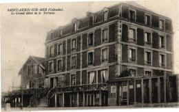 SAINT AUBIN SUR MER ,LE GRAND HOTEL DE LA TERRASSE REF 46686 - Saint Aubin