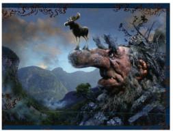 (701) Norway - Troll - Bekende Personen