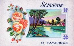 79 Souvenir De Pamproux - France