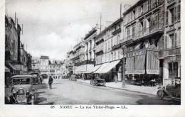 79 Niort La Rue Victor-Hugo 1934 - Niort
