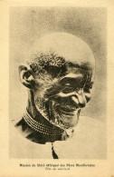 CPA - Ethiopie - Mission Du SHIRE Afrique Des Peres MONTFORTAINS - Tete De VIEILLARD -  TBE - - Ethiopië