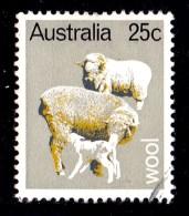 Australia 1969 Primary Industries 25c Wool Used - Used Stamps