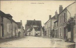 CPA De AVROLLES - Grande Rue (Edition Toulot). - Other Municipalities