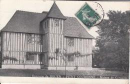 Cp , 76 , ROUEN , Environs , PETITE-COURONNE , Maison De Corneille - Rouen