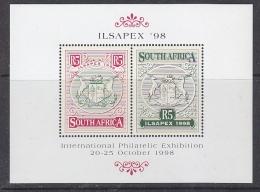 South Africa 1988 Ilsapex M/s ** Mnh (29694) - Blokken & Velletjes