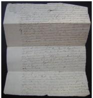 1787 Noirétable (Loire) ,contre Guillaume  Bertrand - Manuscripten