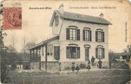 France - 95 - Auvers-sur-Oise - Auvers-Plage - Hôtel - Café-Restaurant - Auvers Sur Oise
