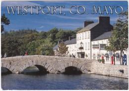 Westport, Co., Mayo, Ireland - (John Hinde Ltd.) - Mayo