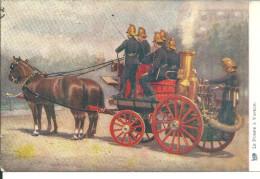 Pompier - Sapeurs-Pompiers