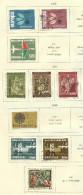 Portugal N°971, 972, 974, 977 à 979, 981, 984, 985, 987 Cote 4.50 Euros - 1910-... República