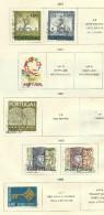 Portugal N°1021, 1022, 1024, 1027, 1030 à 1032 Et 1035, 1038, 1041 à 1043 Cote 2.75 Euros - 1910-... République