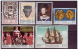 Belgium**Egypt God Amon-CoinsRome-East India Sailship-6vals-1973-MNH-Book Printing-Library - Unused Stamps