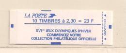 FRANCE  ( D17- 6093 )  N° YVERT ET TELLIER  N° 2614  C10a      N** - Carnets