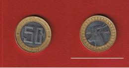 Algérie  -- 50 Dinars  1992--   TTB -- Km # 126 - Algeria