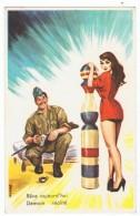 Illustration   Carrière     La Quille Militaire - Carrière, Louis